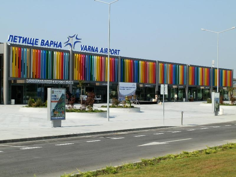 Аэропорт города Варна (Летище