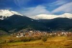 Добърско- высокогорное село в Югозападной Болгарии